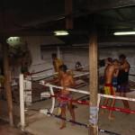 Camp boxe thai