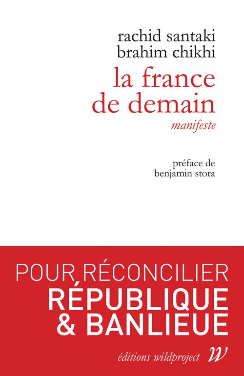 COUVERTURE LA FRANCE DE DEMAIN